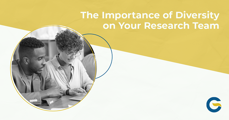 The Importance of Diversity on Your Research Team
